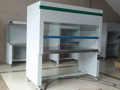 Double Person Vertical Laminar Flow Clean Bench