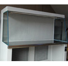 Double Person Horizontal Laminar Flow clean booth